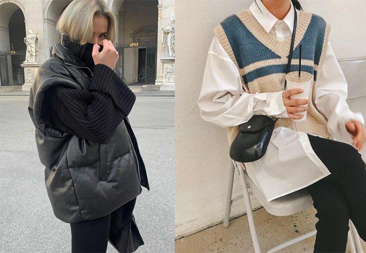 модные жилеты как носить