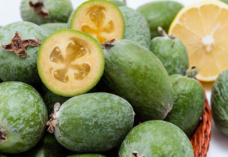 Фейхоа – мощный источник витаминов: почему ее обязательно нужно есть этой осенью