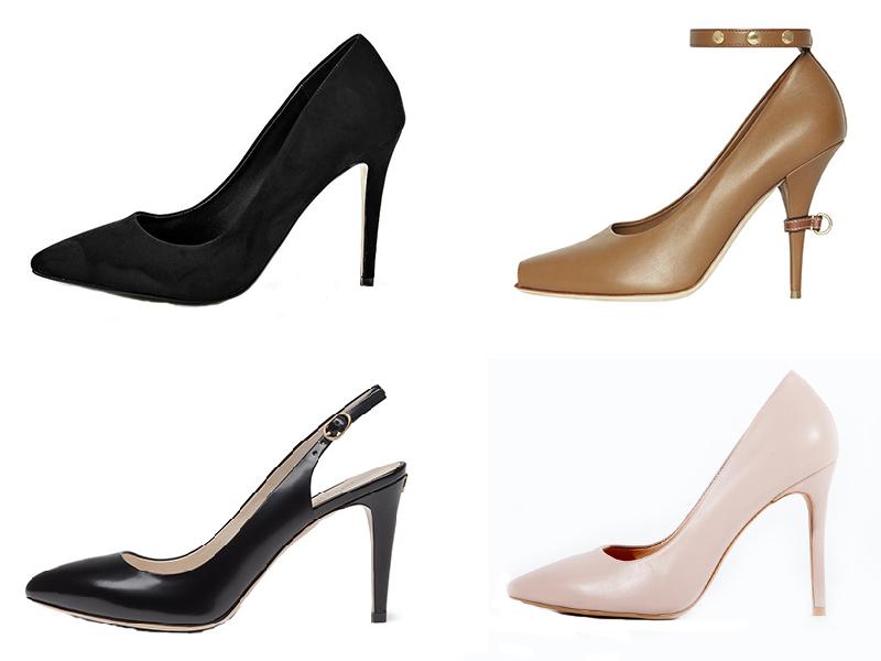 Базовые удобные туфли