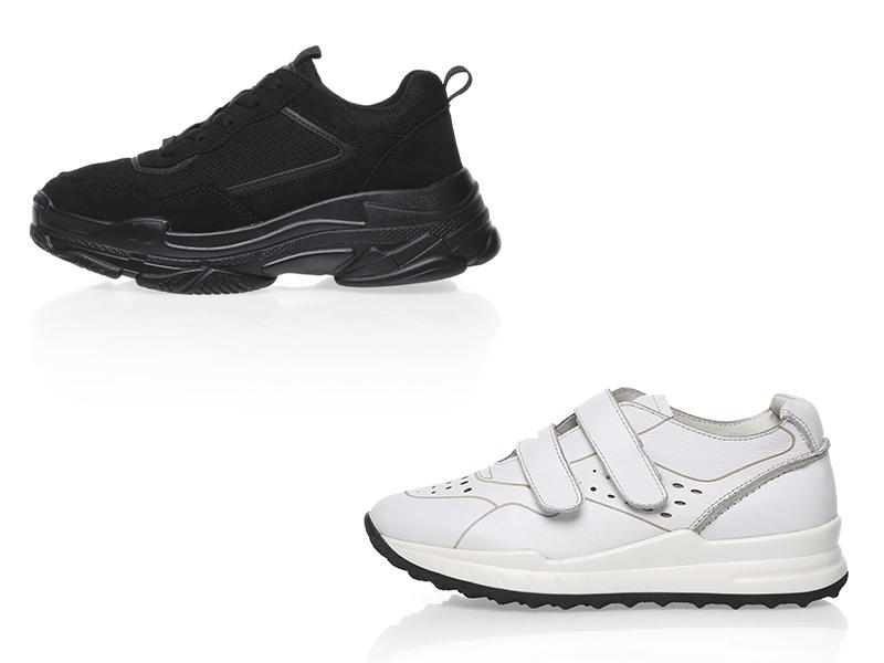 базовые кроссовки