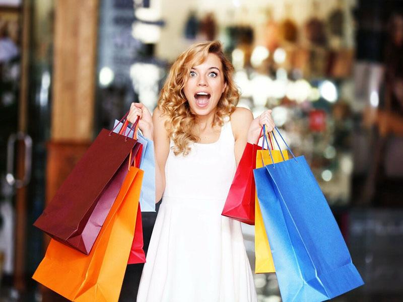 шопинг после карантина