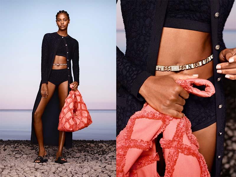 Круизный показ Chanel весна-лето 2021