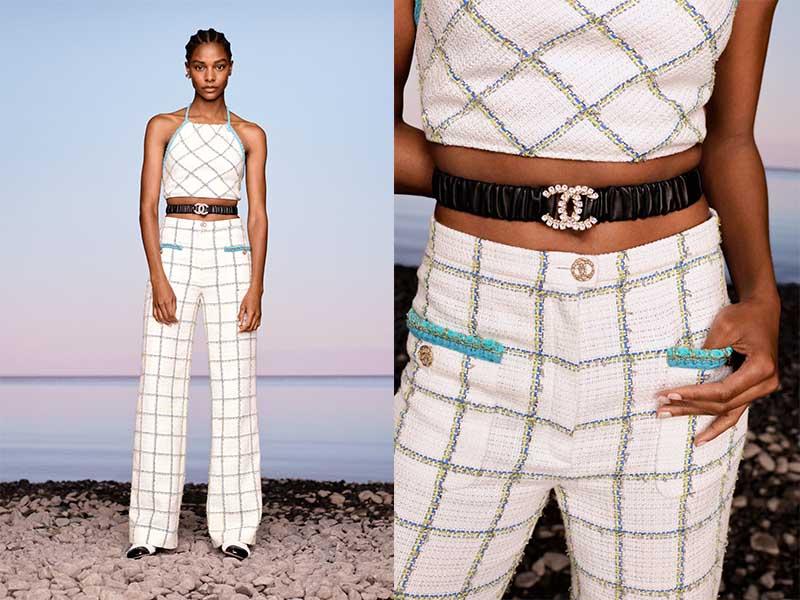 Коллекция одежды Шанель 2020