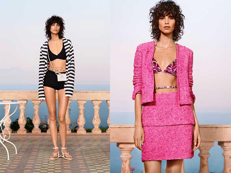 Chanel весна-лето 2020