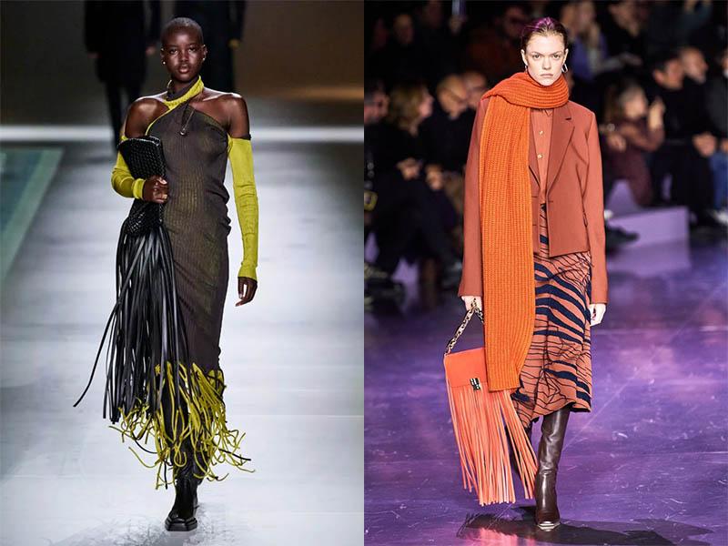 бахрома в одежде 2020 2021