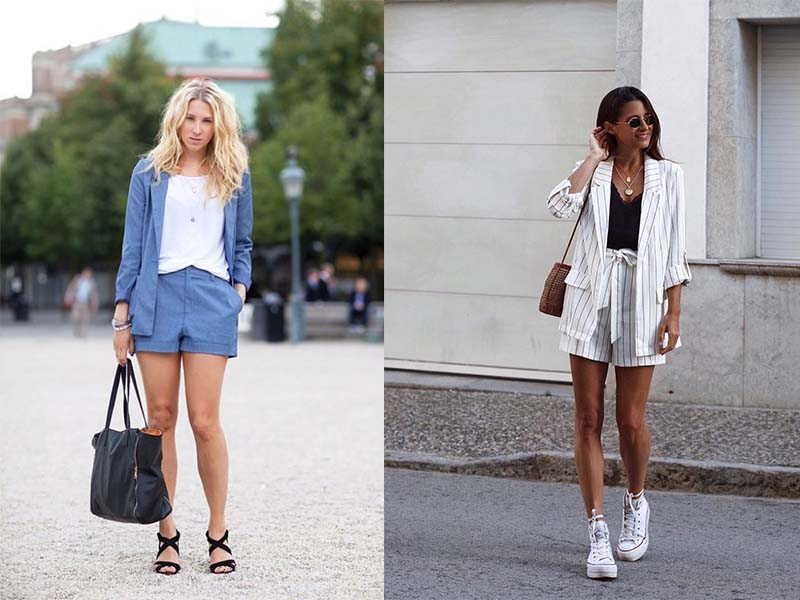 как модно носить пиджак